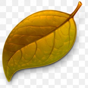 Autumn Leaves - Text Editor Icon PNG