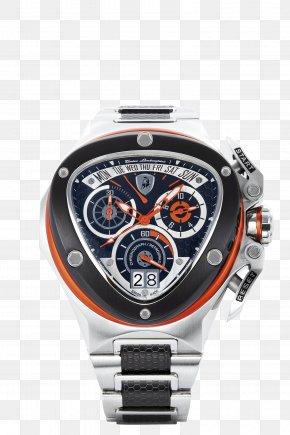 Lamborghini - Lamborghini Car Watch Chronograph Ferrari PNG