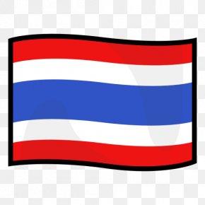 Flag Of Thailand - Flag Of Thailand Emoji Regional Indicator Symbol PNG