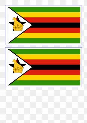 Flag - Flag Of Zimbabwe Zimbabwe Bird National Flag PNG