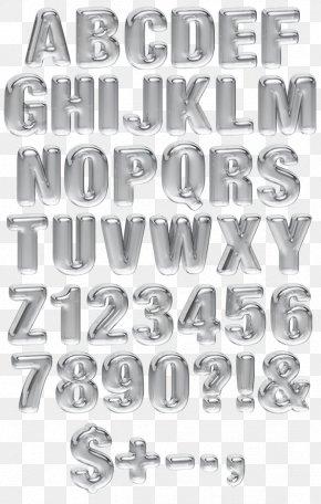 Letter Case Alphabet Font - Adobe InDesign Lettering Font PNG