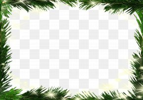 Christmas Frame Graphic Design Image - Graphic Design Photography PNG