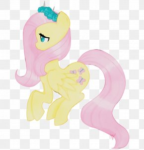 Tail Livestock - Pony Horse Cartoon Pink Animal Figure PNG