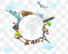 Travel Elements - Travel Landmark Royalty-free Monument PNG