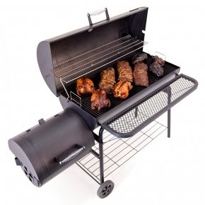 Grill - Barbecue Grill Ribs Smoking Barbecue-Smoker Grilling PNG
