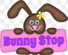 Cute Bunny - Easter Bunny Rabbit Leporids Clip Art PNG