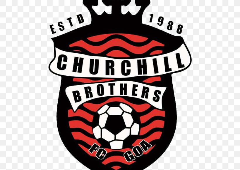 Churchill Brothers S C Logo Emblem Football India Png 490x584px