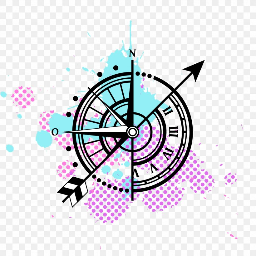 Clip Art Compass Rose North Wind, PNG, 1500x1500px, Compass Rose, Area, Cardinal Direction, Compass, Diagram Download Free