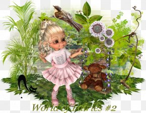 Fairy - Floral Design Fairy Lilac Flowering Plant PNG