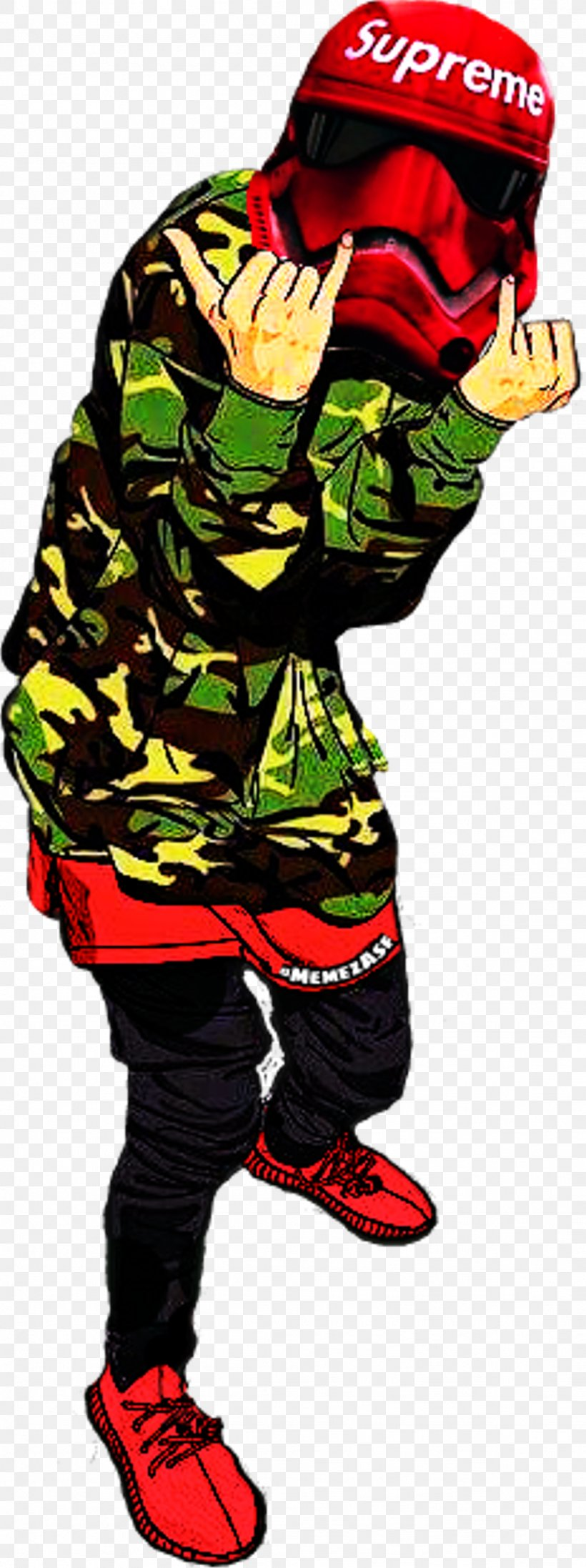 Hypebeast A Bathing Ape Star Wars Image Supreme Png 1024x2741px