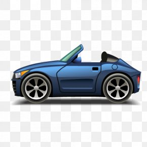 Vector Cartoon Car - Sports Car Vehicle Insurance PNG