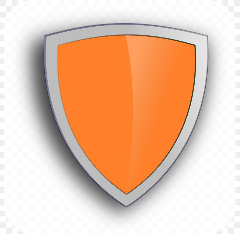 Shield Sword Weapon Clip Art, PNG, 791x800px, Shield, Escutcheon, Heraldry, Knight, Orange Download Free