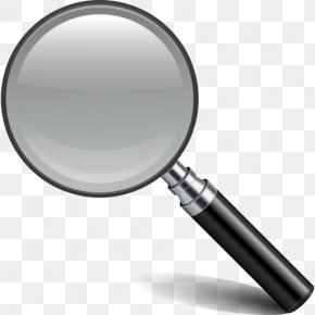 Magnifying Glass Icon - Magnifying Glass Loupe Icon PNG