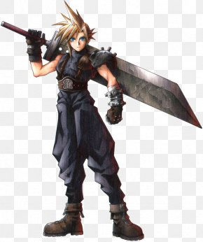 Final Fantasy - Crisis Core: Final Fantasy VII Cloud Strife Dirge Of Cerberus: Final Fantasy VII Aerith Gainsborough PNG