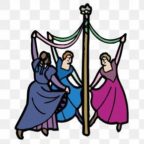 In The Hanger Dancing Woman - Dance Clip Art PNG