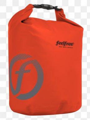 Dry Orange - Dry Bag Gunny Sack Kayak Product PNG