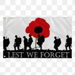 Lest We Forget - First World War Lest We Forget Armistice Day Remembrance Poppy PNG