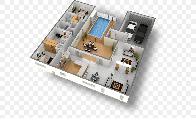 3d Floor Plan House Plan Interior Design Services Png 573x493px 3d Computer Graphics 3d Floor Plan