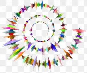Spiral - Wave Sound Clip Art PNG