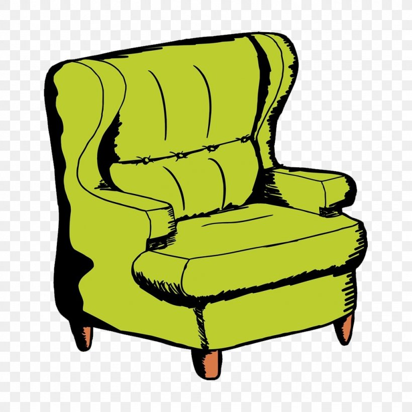 Stupendous Couch Chair Cartoon Drawing Png 1024X1024Px Couch Pdpeps Interior Chair Design Pdpepsorg