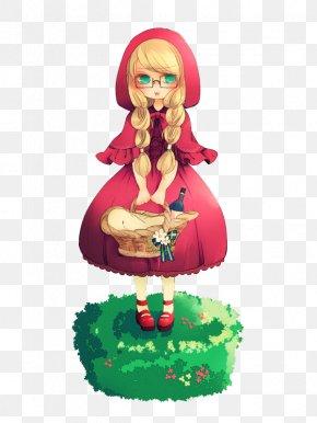 Little Red Riding Hood Clipart - Little Red Riding Hood Clip Art PNG