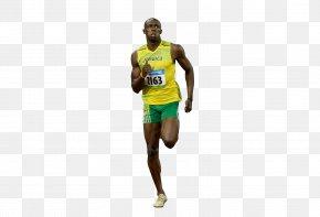 Usain Bolt HD - Sprint 2008 Summer Olympics 100 Metres Ultramarathon PNG