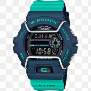 Watch - G-Shock Shock-resistant Watch Casio Water Resistant Mark PNG