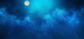Blue Sky Background - Atmosphere Sky Universe Outer Space Blue PNG