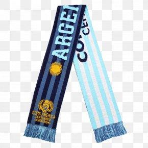 Knitting - Copa América Centenario Scarf Argentina National Football Team Knitting PNG
