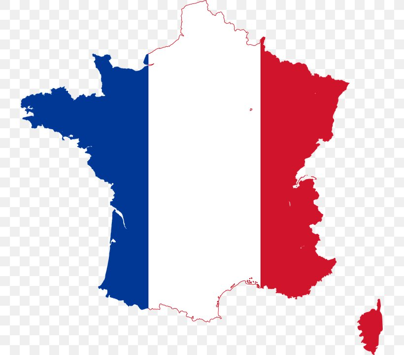 Flag Of France French Guiana Map, PNG, 735x720px, France, Area, Blue, Border, Country Download Free