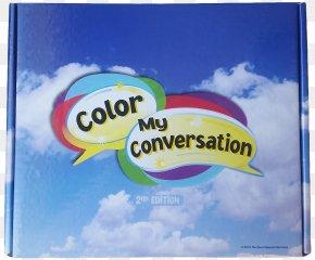 Conversation Box - Autism Social Skills Child Conversation Speech PNG