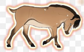 Mustang - Cattle Mustang Canidae Dog Wildlife PNG