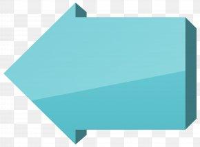 Blue Arrow Left Transparent Clip Art Image - Green Arrow Clip Art PNG