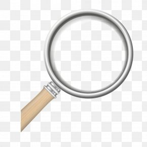 Realistic Magnifying Glass - Magnifying Glass Euclidean Vector PNG