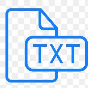 TXT File - XML Symbol PNG