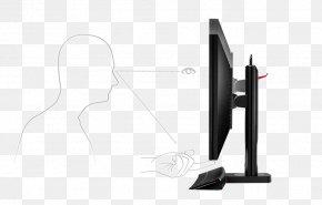 Angle Font - Computer Monitors BenQ XL2420TX Display Device BenQ Zowie XL Series XL2720 PNG