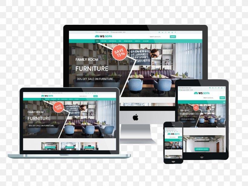 Responsive Web Design Wordpress Mobile Phones Web Template System