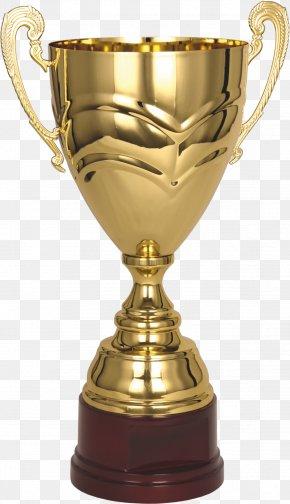 Golden Cup - Trophy Clip Art PNG