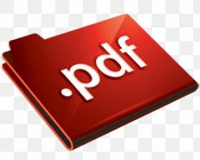 Pdf Adobe Logo - PDF Document Computer File Font PNG