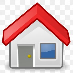 Public Domain Icons - Home House Clip Art PNG