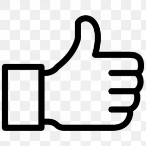 Facebook Like Button - Thumb Signal Facebook Like Button Clip Art PNG