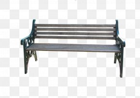 Park Bench - Bench Park Chair PNG