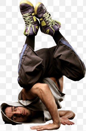 Male Dancer - Breakdancing Hip-hop Dance Street Dance B-boy PNG