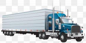 Truck - Car Semi-trailer Truck Pickup Truck PNG