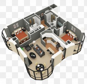 House - House Plan Bedroom Interior Design Services PNG