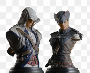 Assassin's Creed III: Liberation Xbox 360 Bust PNG