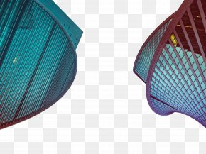Architecture Net - Blue Turquoise Green Aqua Teal PNG