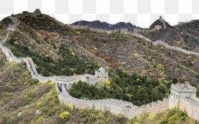 Great Wall Of China Site - Great Wall Of China Jinshanling Wallpaper PNG