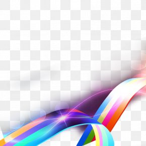 Ribbon Material Download - Light Graphic Design Download PNG