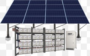 Photovoltaic Power Station - Solar Panels Solar Power Solar Energy Photovoltaics Photovoltaic System PNG